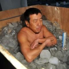 Cina modelli di nudo